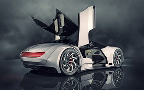 Picture design, style, background, the concept, car