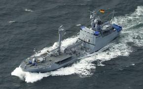 Picture ship, Baltika, scout