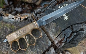 Picture knife, Trench Knife