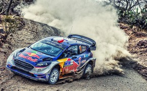 Picture Ford, Auto, Dust, Sport, Machine, Ford, Race, Skid, Car, WRC, Rally, Rally, Fiesta, Fiesta, Ford …