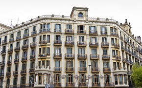 Picture The building, Architecture, Spain, Barcelona, Barcelona, Spain, Building, Barselona, Architecture