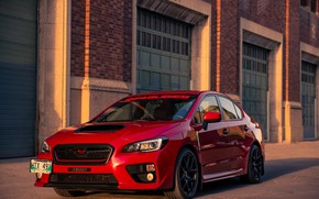 Picture background, Subaru, car