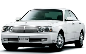 Picture nissan, cedric, 10th generation