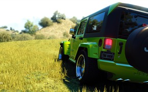 Picture Racing, Haid One, Ubisoft, The Crew, Jeep