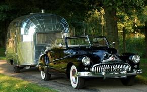 Picture 1948, Sedan, Retro, Convertible, Buick, Roadmaster, 76C