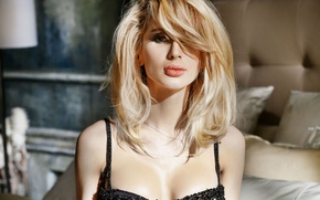 Wallpaper singer, Svetlana Loboda, blonde