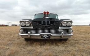 Picture Car, Vintage, Blower, Supercharger, Horsepower, Ratrod