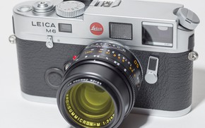 Picture macro, the camera, Leica