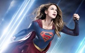 Picture TV Series, Supergirl, Season 3