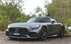 Picture Roadster, sports car, Mercedes-AMG GT, Mercedes AMG GT Roadster