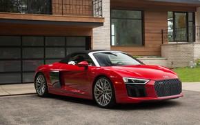 Picture Audi R8, Spyder, V10 Plus