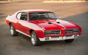 Picture style, classic, Pontiac, GTO