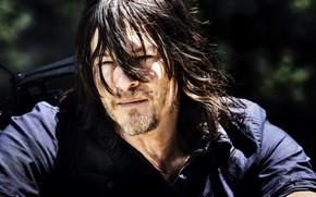 Picture The Walking Dead, Daryl Dixon, AMC, Season 8