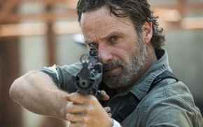 Picture The Walking Dead, Rick Grimes, Andrew Lincoln, Walking, Season 8