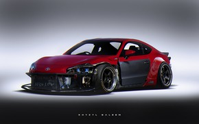 Picture design, car, A Collection of Lunch Mockups