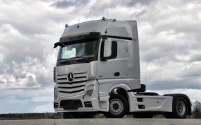 Picture Mercedes, MP4, Actros, 1845
