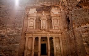 Picture rock, Petra, Jordan, Jordan