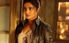 Picture agent, brunette, woman, girl, tv series, Quantum, Priyanka Chopra, Cleopatra