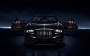 Picture car, Rolls Royce, Rolls Royce Dawn Black Badge