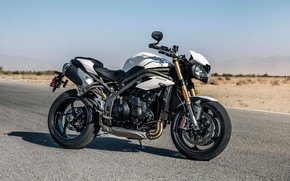 Wallpaper bike, 2018, Triumph, Speed Triple S