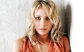 Picture look, girl, smile, actress, blonde, Diane Kruger, Diane Kruger