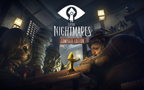 Picture game, giant, Secrets Of The Maw, Little Nightmares Secrets Of The Maw, Little Nightmares