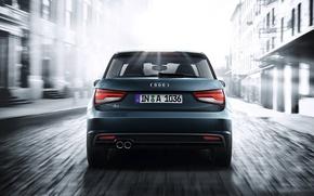 Picture Audi, grey