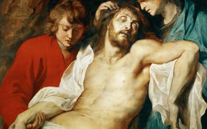 Picture picture, religion, Peter Paul Rubens, mythology, Pieter Paul Rubens, The lamentation of Christ with the …