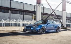 Picture GTR, Nissan, Skyline, R34