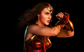 Picture poster, Gal Gadot, DC Comics, Gal Gadot, Justice League, Wonder Woman, Justice League, comic, Wonder ...
