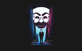 Picture Hacker, TV Series, Fsociety, Mr Robot