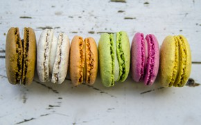 Picture cakes, dessert, dessert, sweet, french, macaron, sweet, macaroon, colorful, macaroon