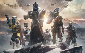 Wallpaper DLC, Activision, Bungie, Destiny, Destiny: The Collection