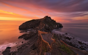 Picture Spain, Basque Country, San Juan de Gaztelugatxe, Bakio