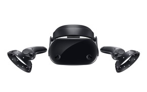 Picture hi-tech, technology, virtual reality, virtual reality glasses, HMD Odyssey