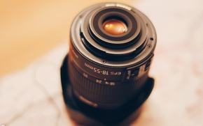 Picture macro, house, heat, camera, the atmosphere, the camera, lens, lens, bokeh