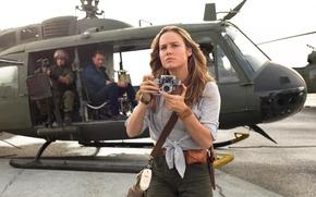 Picture Brie Larson, Brie Larson, Kong: Skull Island, Kong: skull Island
