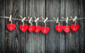 Wallpaper heart, love, wood, tree, romantic, gift, love, I love you, hearts, Valentine's Day, heart