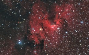 Picture C9 or Sh–155, Cave Nebula, Nebula Cave