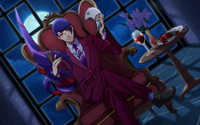 Picture night, guy, Gul, Tokyo ghoul
