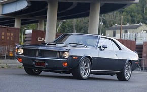 Picture 1970, AMC, Javelin