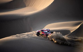 Picture Sand, Auto, Sport, Machine, Speed, Race, Toyota, Hilux, Rally, Dakar, Dakar, SUV, Rally, Sport, Toyota, …