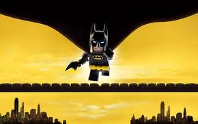 Picture city, cinema, wallpaper, Batman, yellow, man, movie, toys, bat, Lego, hero, film, mask, suit, warrior, …