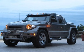 Picture SUV, KOMBAT, Vip armored car