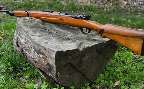 Picture rifle, store, VZ 24, Czechoslovak