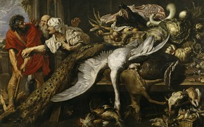Picture picture, Peter Paul Rubens, mythology, Pieter Paul Rubens, Voenachalnika the Achaeans Philopena Know his Masters