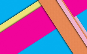 Picture geometry, design, lines background, material