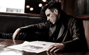 Picture Zachary Quinto, 2016, FourTwoNine