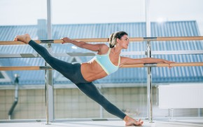 Wallpaper fitness, Flexibility, elongation
