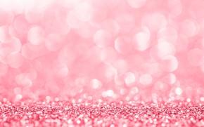 Wallpaper background, pink, Shine, pink, background, bokeh, bokeh, glitter
